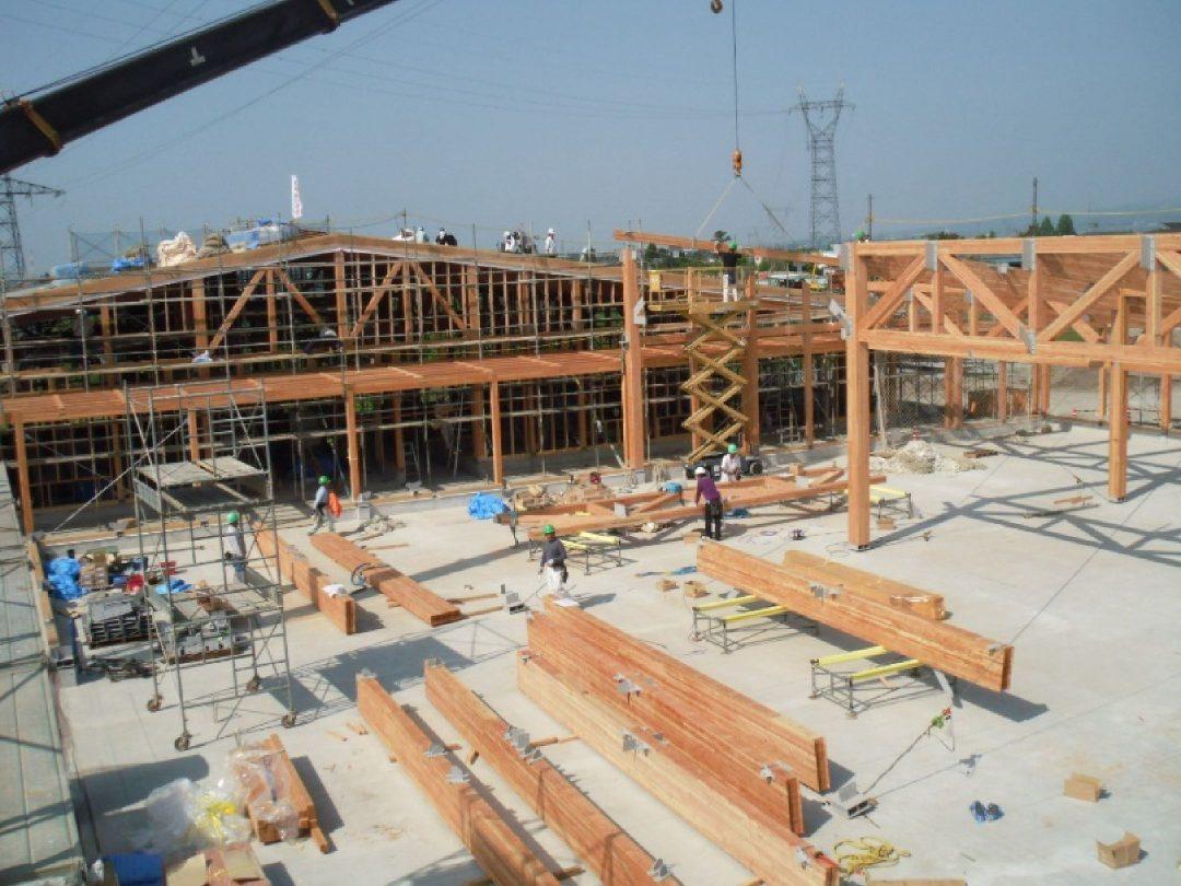前例のない、大規模木造建築の計画に驚愕
